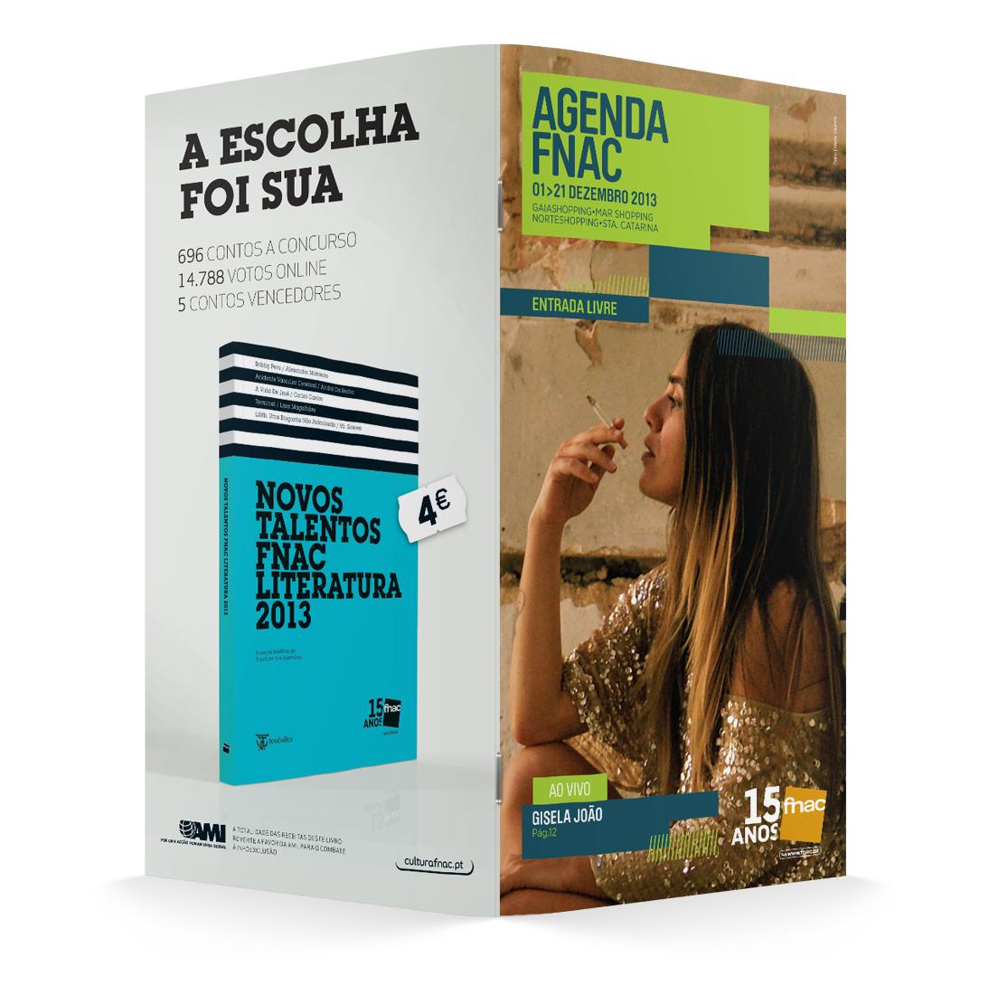 Agenda Cultural FNAC